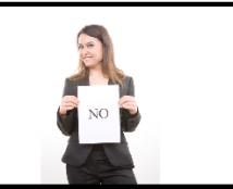 """מה הקשר בין דימוי עצמי ליכולת להגיד """"לא""""?"""