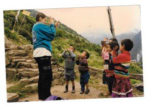 איך יצאתי למסע הרוחני שלי אנאמה